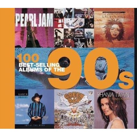 100 BEST SELLING ALBUMS OF THE 90S (List Of Best Selling Albums Of All Time)