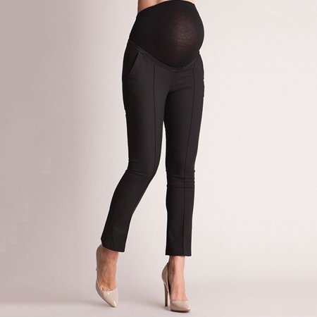 67e49eaadff373 Outtop Elastic Belly Protection Maternity Pregnant Leggings Pants Trousers  Pencil Pants ,safe and comfortable