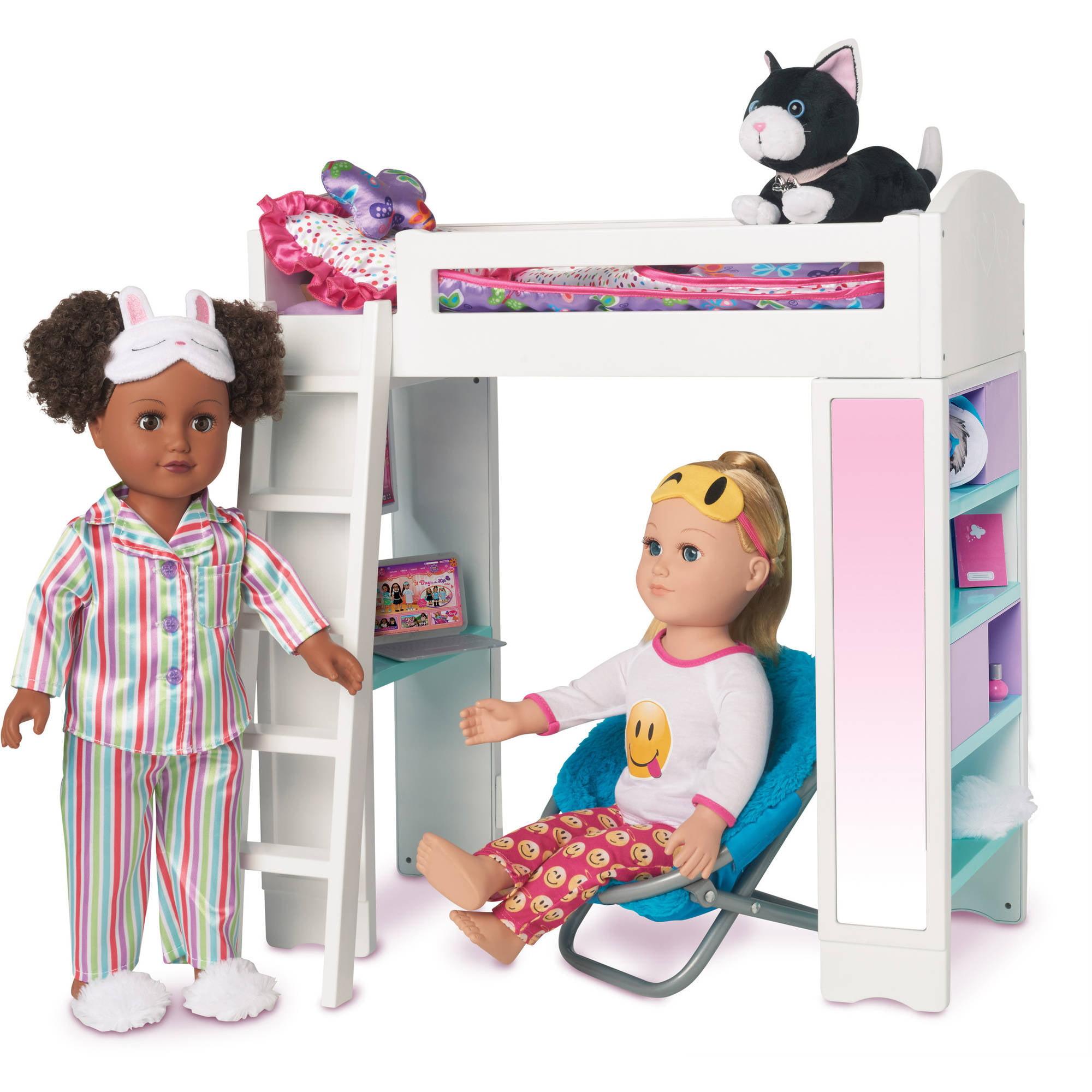 My Life As Loft Bed - Walmart.com