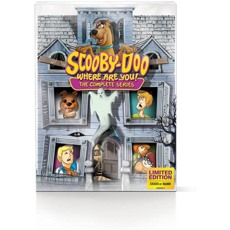Scooby-Doo, Where Are You!: The Complete Series (Blu-ray + Digital Copy)](Scooby Doo Halloween)