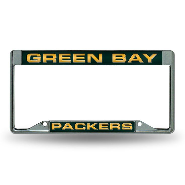 New England Patriots Packers Laser Frame