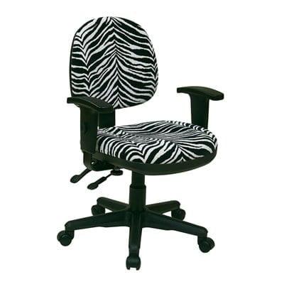 Office Star 8180-2 Work Smart™ 8100 Series Sculptured Ergonomic Managers