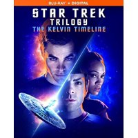 Star Trek Trilogy: The Kelvin Timeline (Blu-ray)