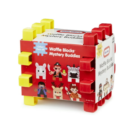 - Little Tikes Waffle Blocks Surprise Packs- Series 1