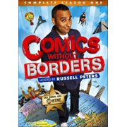 Comics without Borders: Complete Season One (DVD)