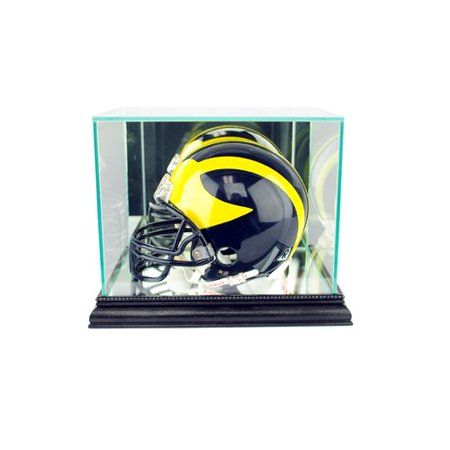 Perfect Cases and Frames Mini Football Helmet Display Case