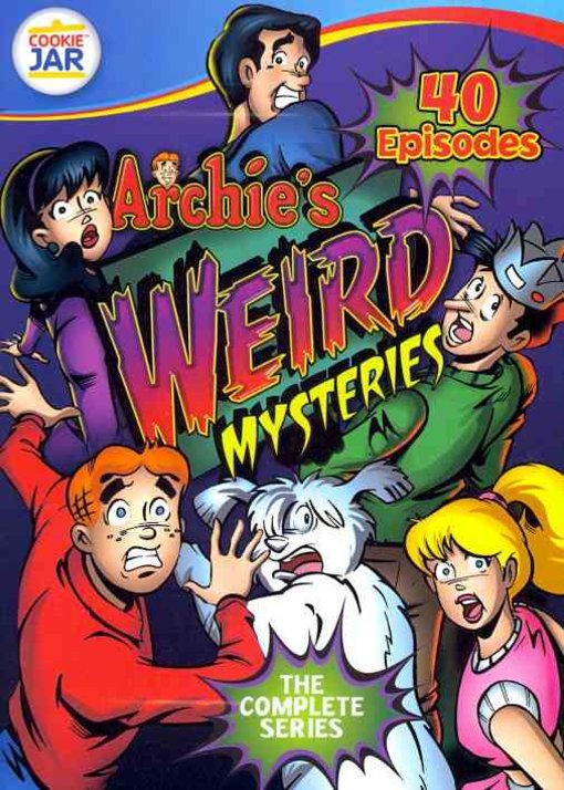 Archie's Weird Mysteries The Complete Series by Mill Creek