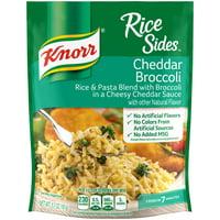 (3 Pack) Knorr Cheddar Broccoli Rice Side Dish, 5.7 oz