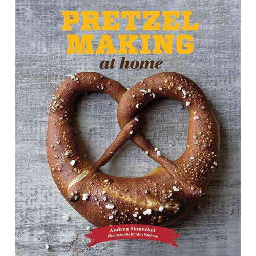 Pretzel Making at Home