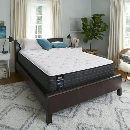 """Sealy Response Performance 12"""" Plush Tight Top Mattress - In Home White-Glove Delivery Included"""