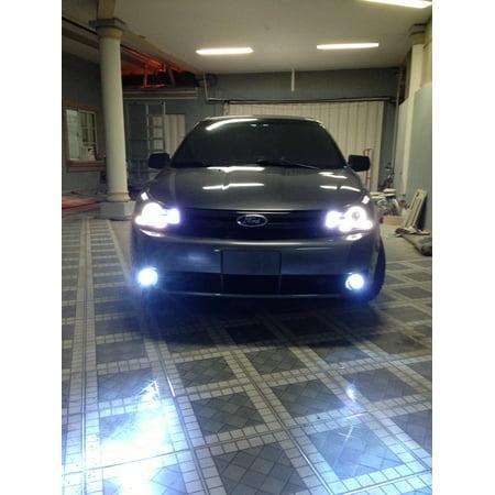 - 2008 2009 2010 2011 Ford Focus Mk2 Fog Lamps Driving Lights