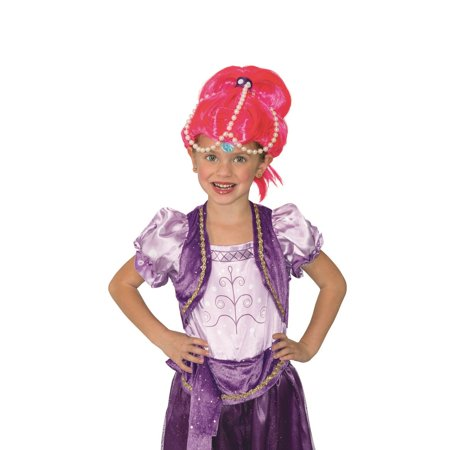 Shimmer And Shine-Shine Wig Halloween Costume Accessory](Wigs And Costumes)
