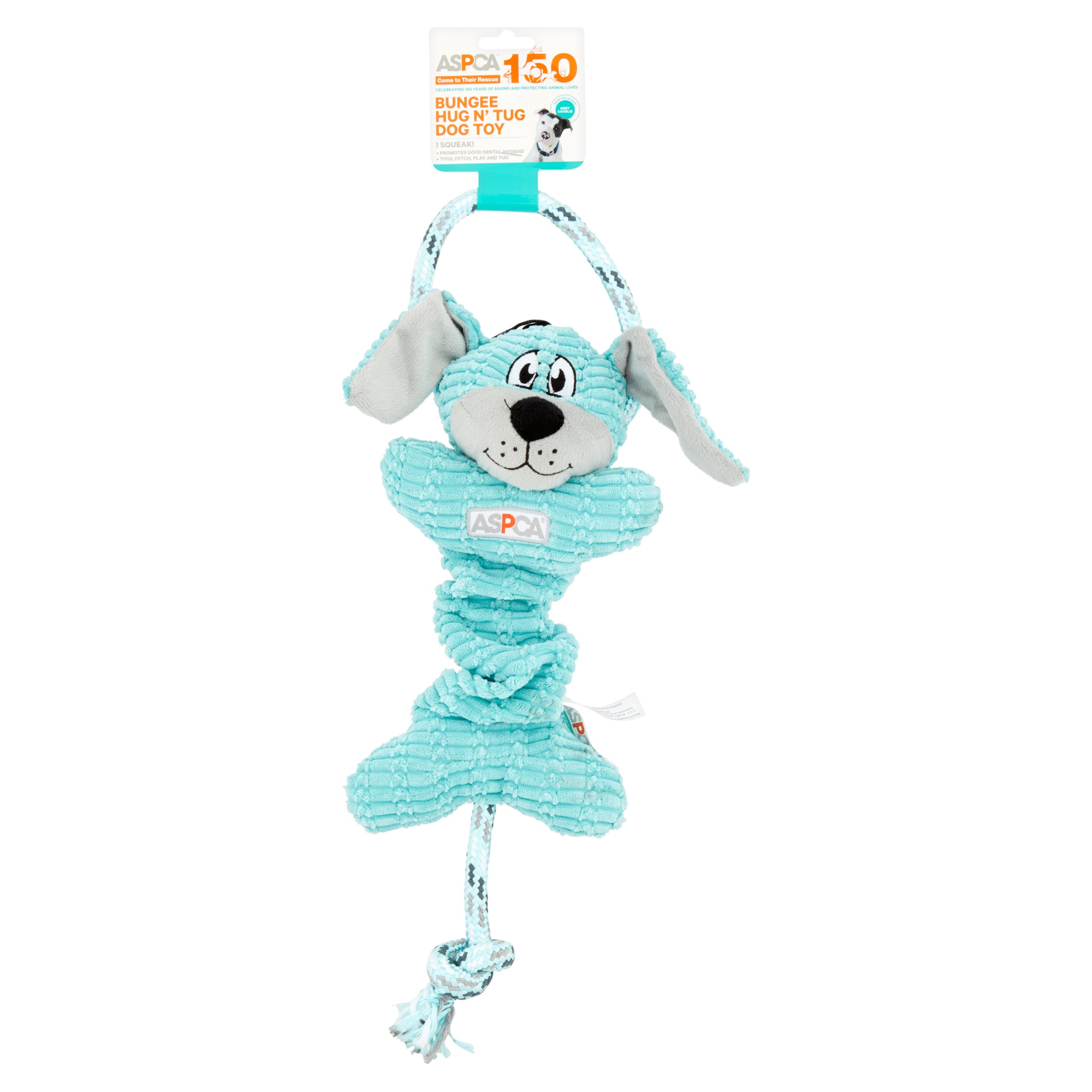ASPCA Bungee Hug N' Tug Dog Toy by European Home Designs, LLC