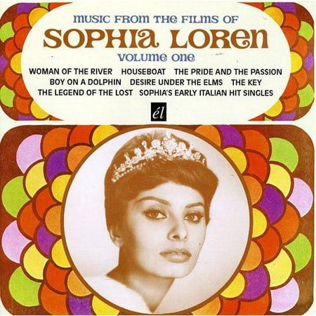 BING! BANG! BONG!: MUSIC FROM THE FILMS OF SOPHIA LOREN