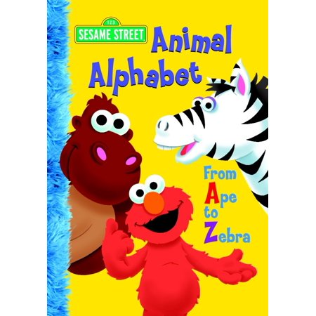 Animal Alphabet (Sesame Street) (Board - Animal Alphabet Book