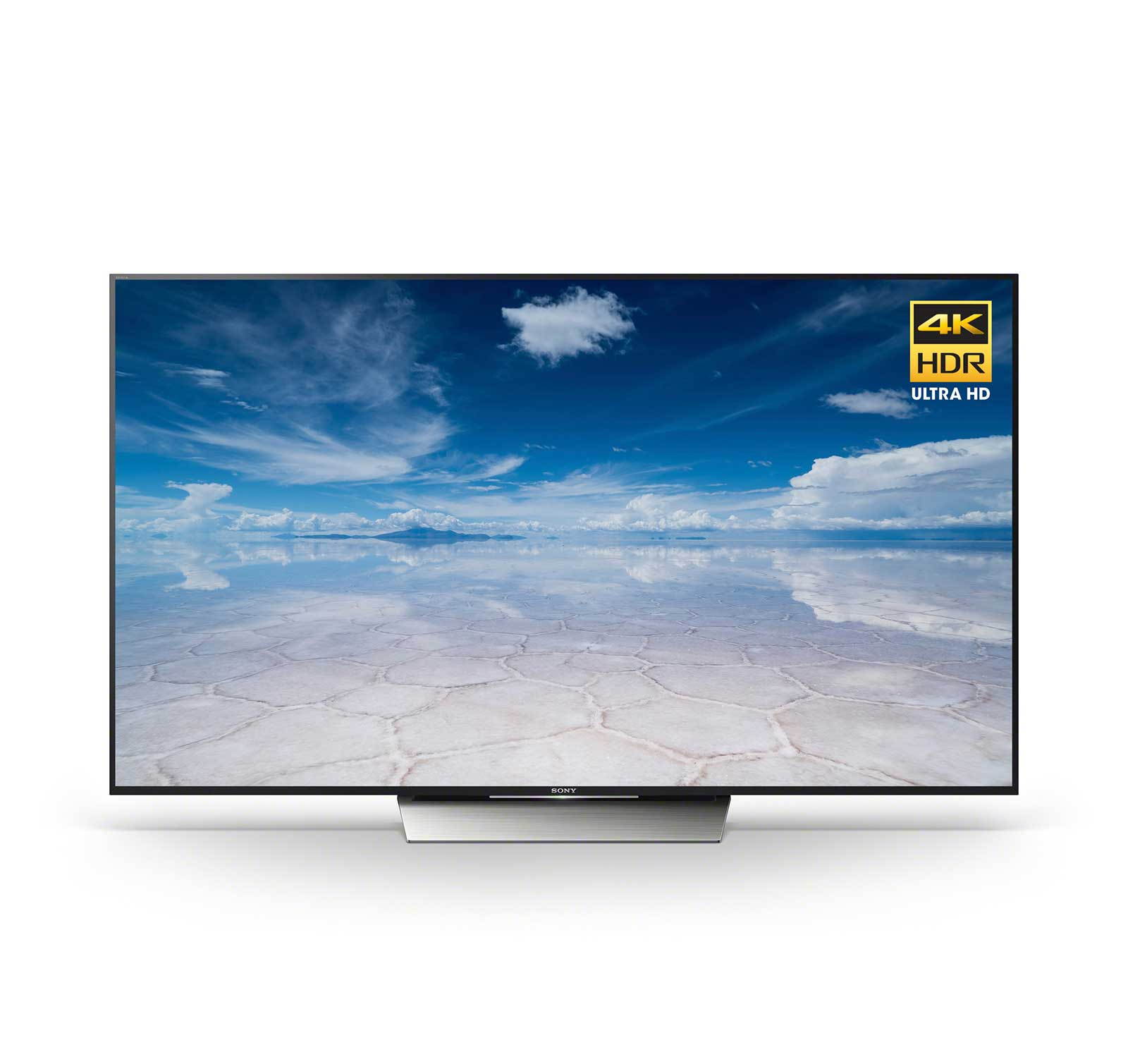"Sony XBR-55X850D - 55"" Class ( 54.6"" viewable ) - BRAVIA XBR X850D Series LED TV - Smart TV - 4K UHD (2160p) - edge-lit, frame dimming"