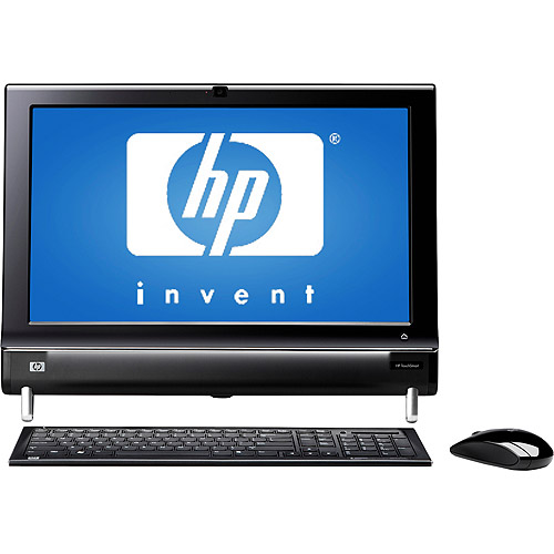 hp 20 touchsmart 300 1003 touchscreen lcd pc with amd athlon x2 rh walmart com HP 300 TouchSmart to Factory Settings HP TouchSmart 300 Problems