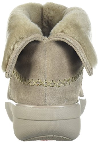 FitFlop Desert Women's Mukluk Shorty II Boot, Desert FitFlop Stone, 8 M US 59cd93