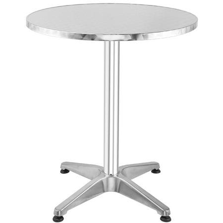 Bistro Natural Black Bar Table (Bistro Bar Table 23.5