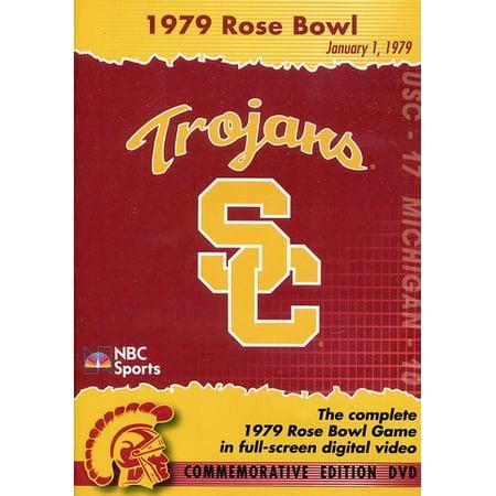 1979 Rose Bowl: Usc Vs Michigan -