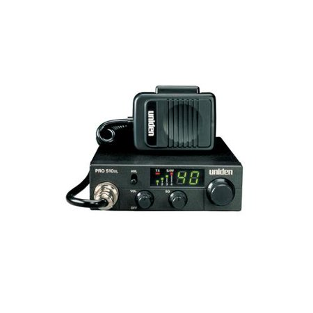 Uniden PRO510XL 40 Channel CB Radio W/ Squelch Control