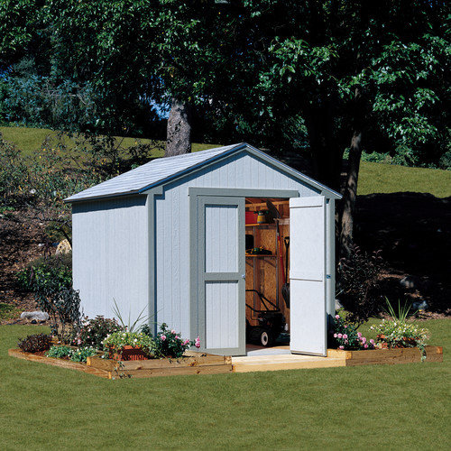 Handy Home Kingston 8 Ft. x 8 Ft. Storage Shed