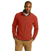 FullZip Vertical Fleece Jacket