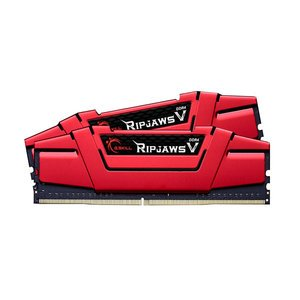 G.SKILL 32GB (2 x 16GB) Ripjaws V Series DDR4 PC4-25600 3200MHZ 288-Pin Desktop Memory Model F4-3200C14D-32GVR