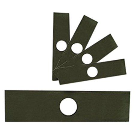 5 Pack Edger Blades 8
