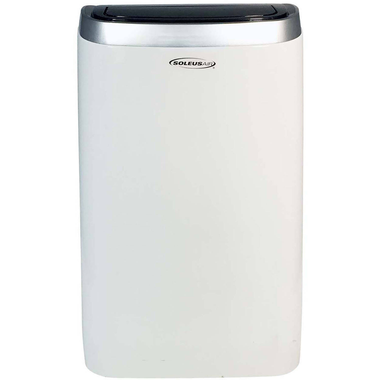 SoleusAir 14,000 BTU Portable Air Conditioner with 11,000 BTU Supplemental Heat and MyTemp Remote