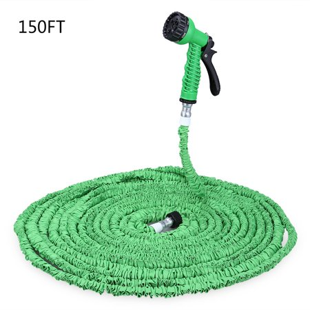 150FT Expandable Garden Hose Pipe with 7 in 1 Spray