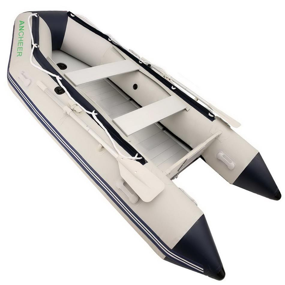 New Shopifystore 15HP Inflatable Boat Dinghy Boat Yacht P...