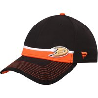 836285f7c Product Image Anaheim Ducks Fanatics Branded Iconic Streak Speed Stretch  Fitted Hat - Black
