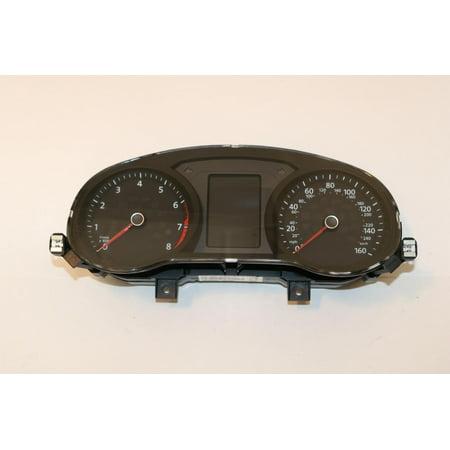 15-16 VW Jetta Instrument Cluster Speedometer Gauge 29,197 (Jetta Instrument)