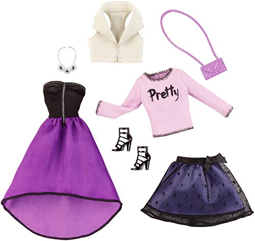 Barbie Fashion Complete Look 2-Pack, Pop Concert Set