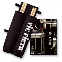 Vic Firth MSBAG2 Marching Stick Bag, Holds Two Pairs