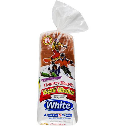 Country Hearth Kids' Choice White Bread, 24 oz