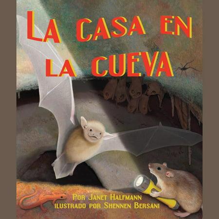 La Casa en la Cueva - Audiobook