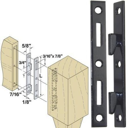 woodtek 164222, hardware, furniture, bed hardware, 6