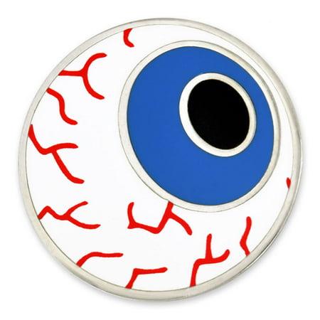 PinMart's Human Eyeball Medical Halloween Fun Enamel Lapel Pin](Halloween Eyeball Jello)