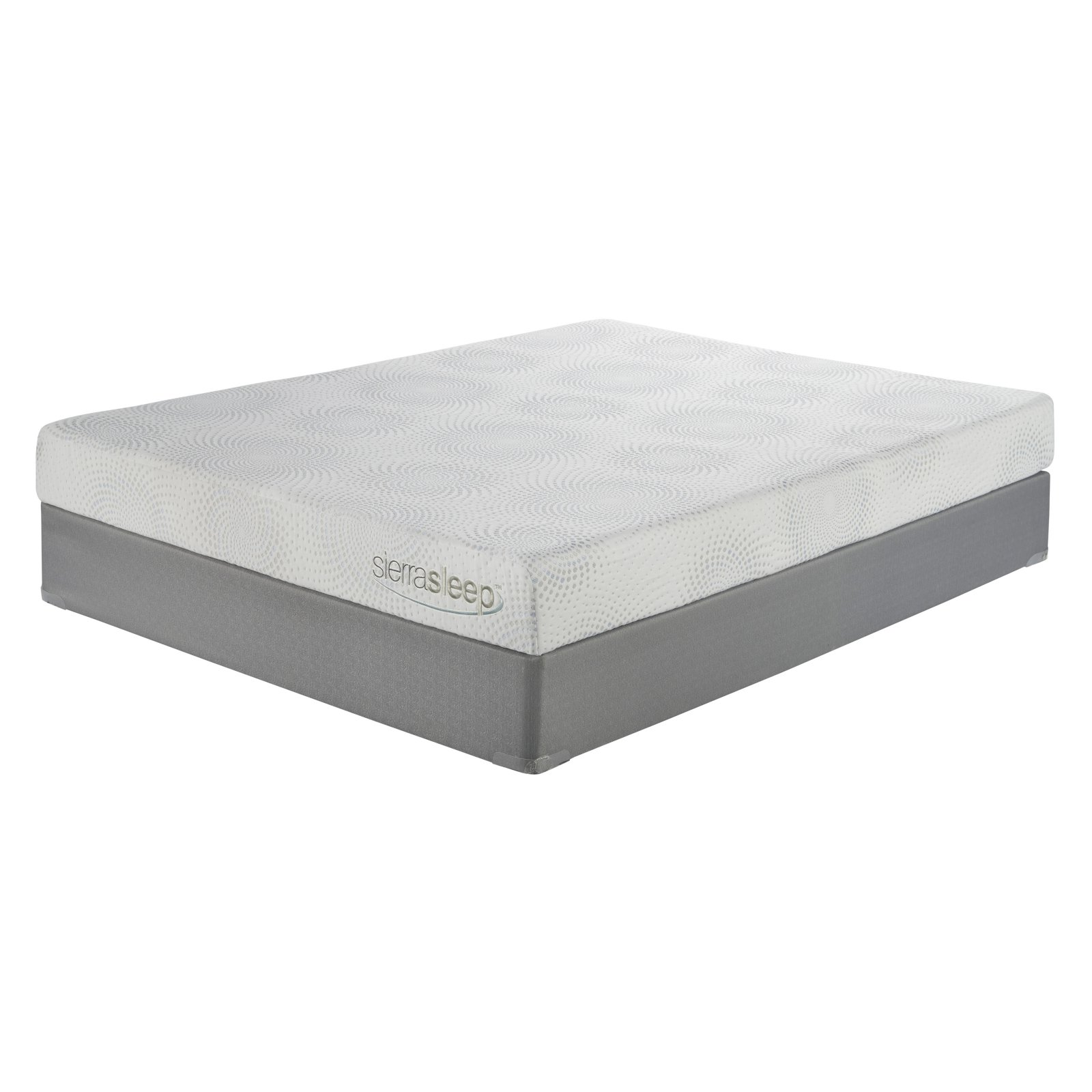 Sierra Sleep by Ashley 7 in. Gel Memory Foam Mattress