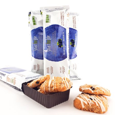 Smart for Life Blueberry Protein Cookies 12 Ct.