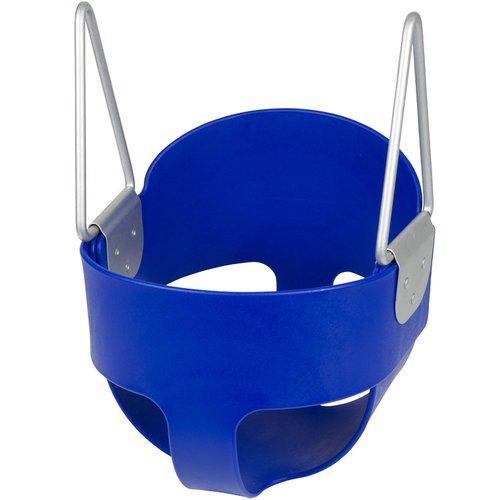 Swing Set Stuff Inc. Highback Full Bucket (Seat Only) Black