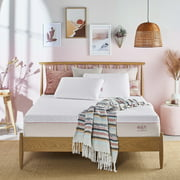 """Novaform Nue 10"""" Gel Memory Foam Mattress, Queen, with Antimicrobial Cover"""