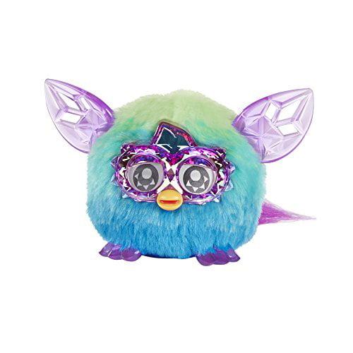 Furby Furblings Creature Plush, Green Blue by Hasbro