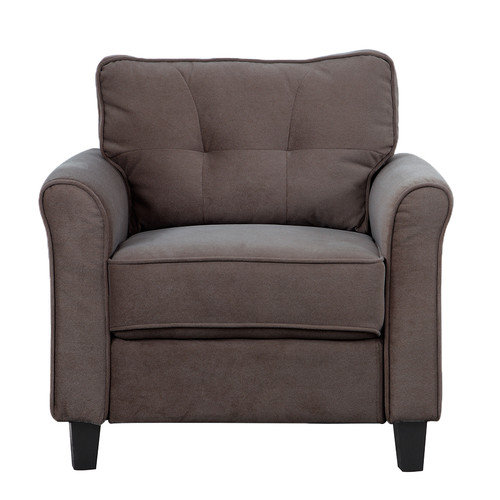 Click here to buy Madison Home USA Classic Ultra Armchair by Overstock.
