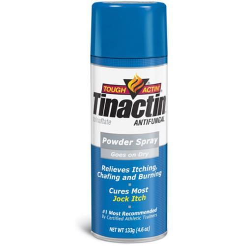 Tinactin Antifungal Powder Spray 4.6oz (Pack of 2)