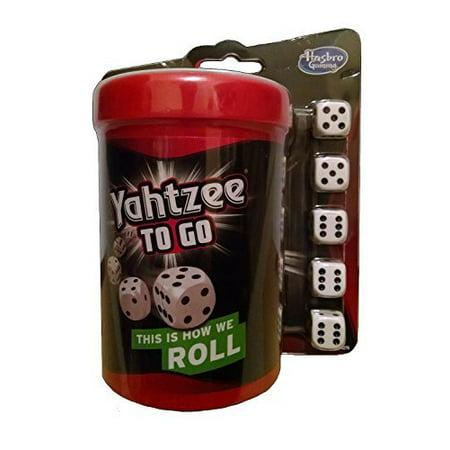 Yahtzee to Go! Game - Lawn Yahtzee