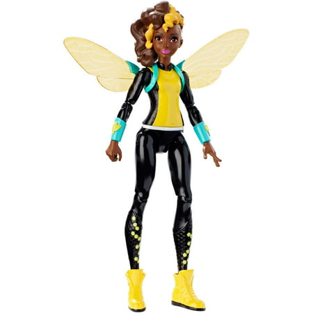 DC Super Hero Girls Bumblebee 6-Inch Action Figure with Wings - Superhero Bumblebee