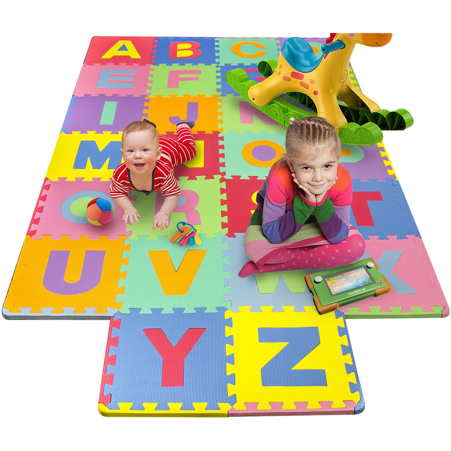 mats exercise foam tile amazon floor com playmat play multi toys kids safety solid divo games for color poco eva dp mat